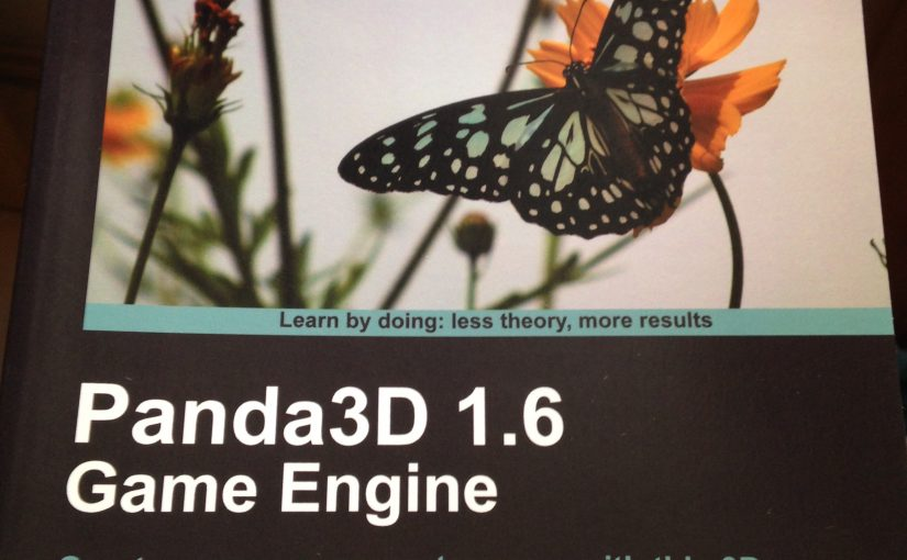 Published: Panda3D GE book